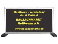 Verleih & Vermietung von Mobil- & Bauzäunen