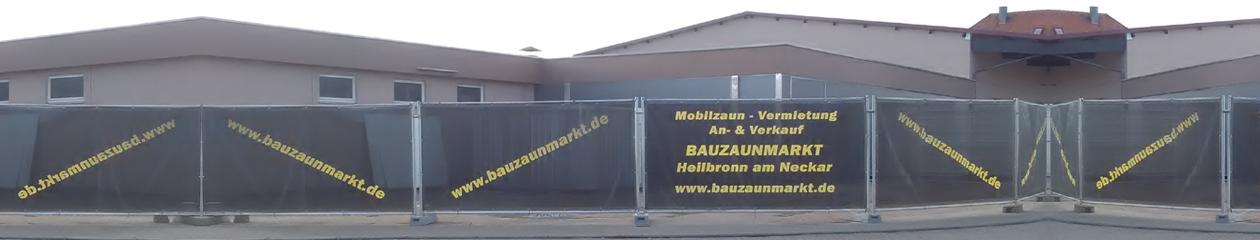 Bauzaunmarkt Heilbronn